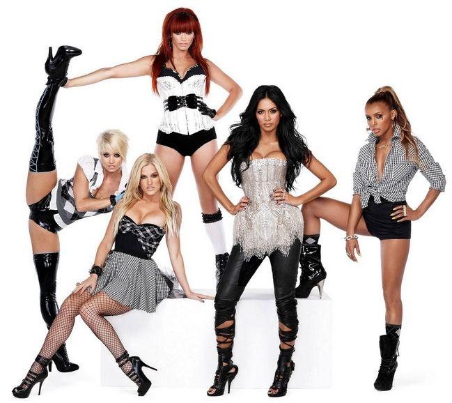 Pussycat Dolls - Gavin Bond Photoshoot Nicole Scherzinger-6805