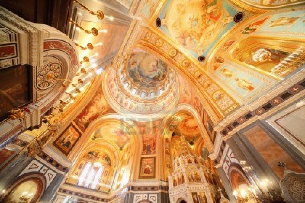 Stock Photo In 2019 Cathedral Fresco Kingdom Of Heaven