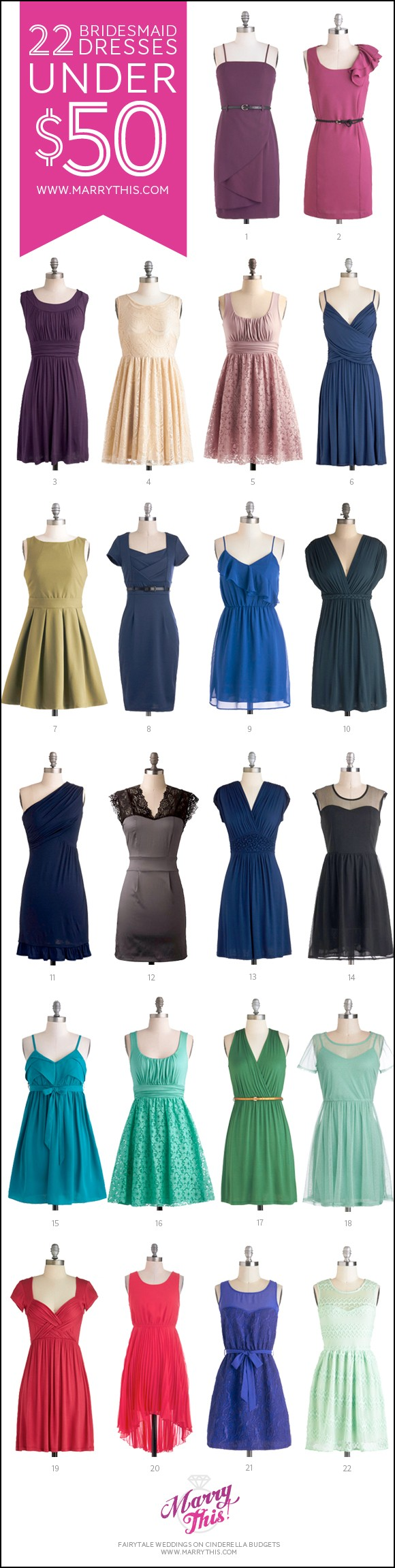 Bridesmaids dresses under 50 dollars dresses and gowns ideas bridesmaids dresses under 50 dollars ombrellifo Gallery
