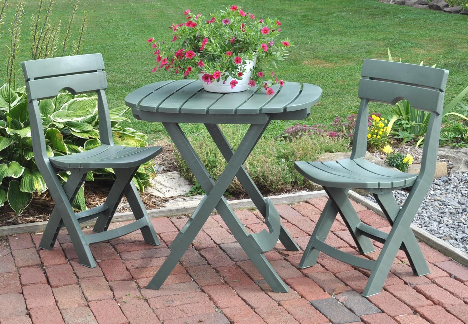 Best The Quick Fold Set Is The Perfect On The Go Bistro Set 400 x 300