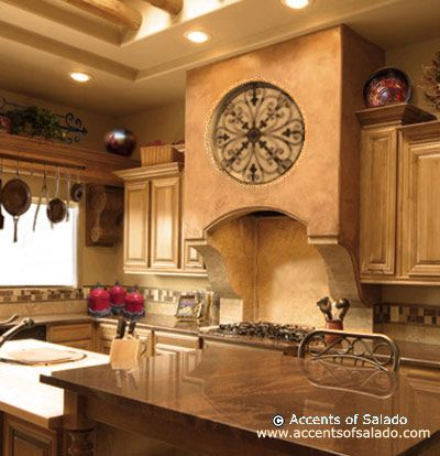 Tuscan Kitchen Decor on Kitchen Decor Decorating Accessories For The ...