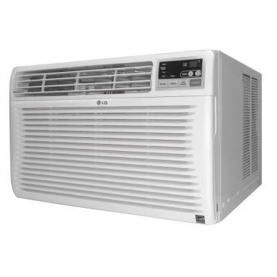 Lg electronics 15 000 btu 115v window air conditioner with for 12000 btu casement window air conditioner
