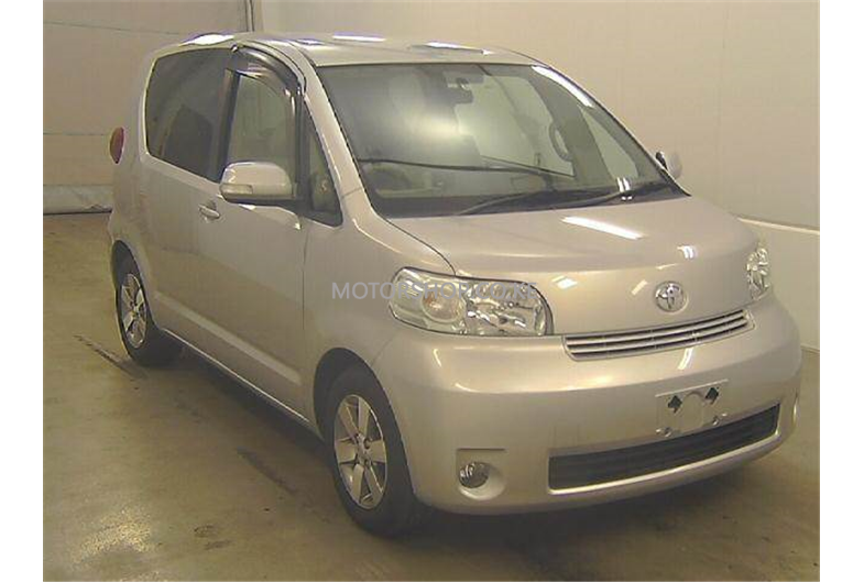 Car Details Vehicle make Toyota Model Porte Month / Year