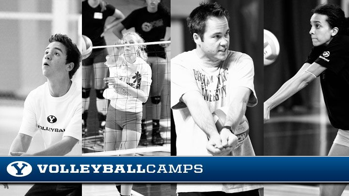 Spring Volleyball Camp Byu Sports Camps Byu Sports Volleyball Camp Sports Camp