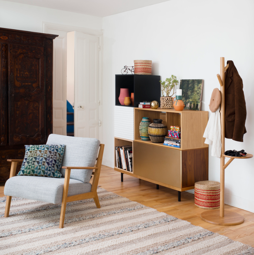 Bocksey Meubles A Composer Mobilier De Salon Habitat Deco Interieure