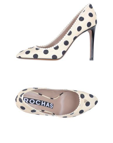 b56673a54a5 I found this great ROCHAS Pump for  362 on yoox.com. Click on the image  above to get a code for Free Standard Shipping on your next order.  yoox