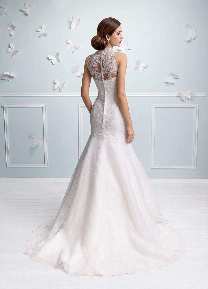 Nett Halb Formales Hochzeitskleid Zeitgenössisch - Hochzeitskleid ...