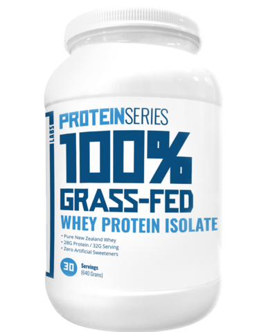 Proteinseries 100 Grass Fed Whey Protein Isolate Best Protein Powder Grass Fed Whey Protein Best Whey Protein
