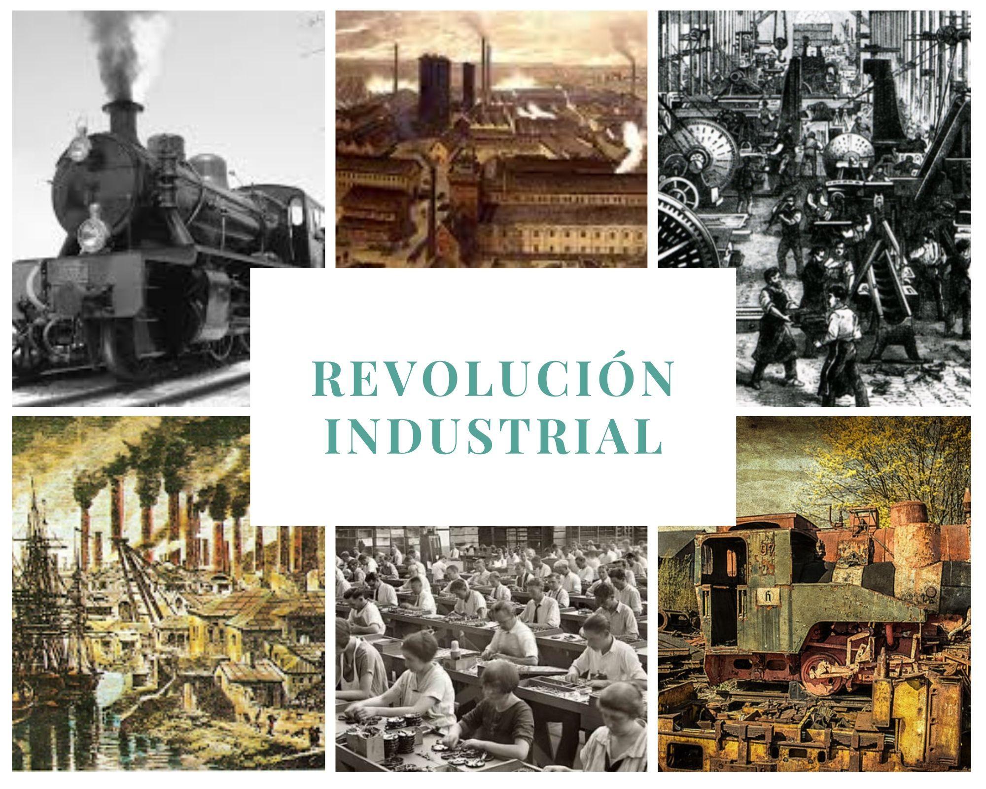 Revolución Industrial Revolución Industrial Revolucion La Revolucion Neolitica