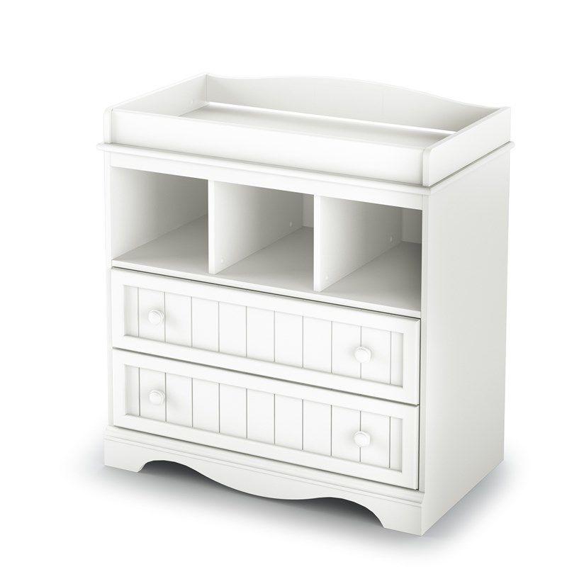 Mesa para cambiar pañales Savannah - White | Miah | Pinterest ...
