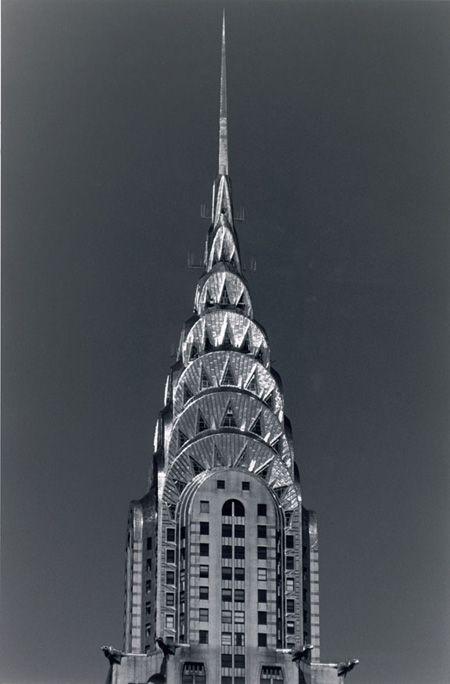 Carolyn Schaefer Chrysler Building Original Photo H S Art