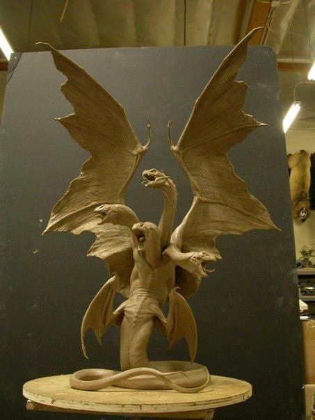 1234 Hydra dragon alien thingy