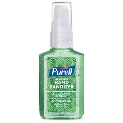Purell Aloe Hand Sanitizer 12 Fl Oz Products In 2019 Hand