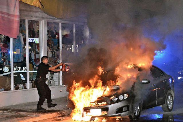 Policiacas: Campeche / Pérdida total