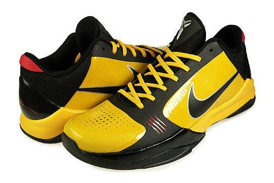 watch 82c5b bcc5f Nike Air Zoom Kobe V