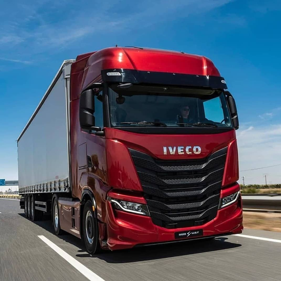 Image result for IVECO truck