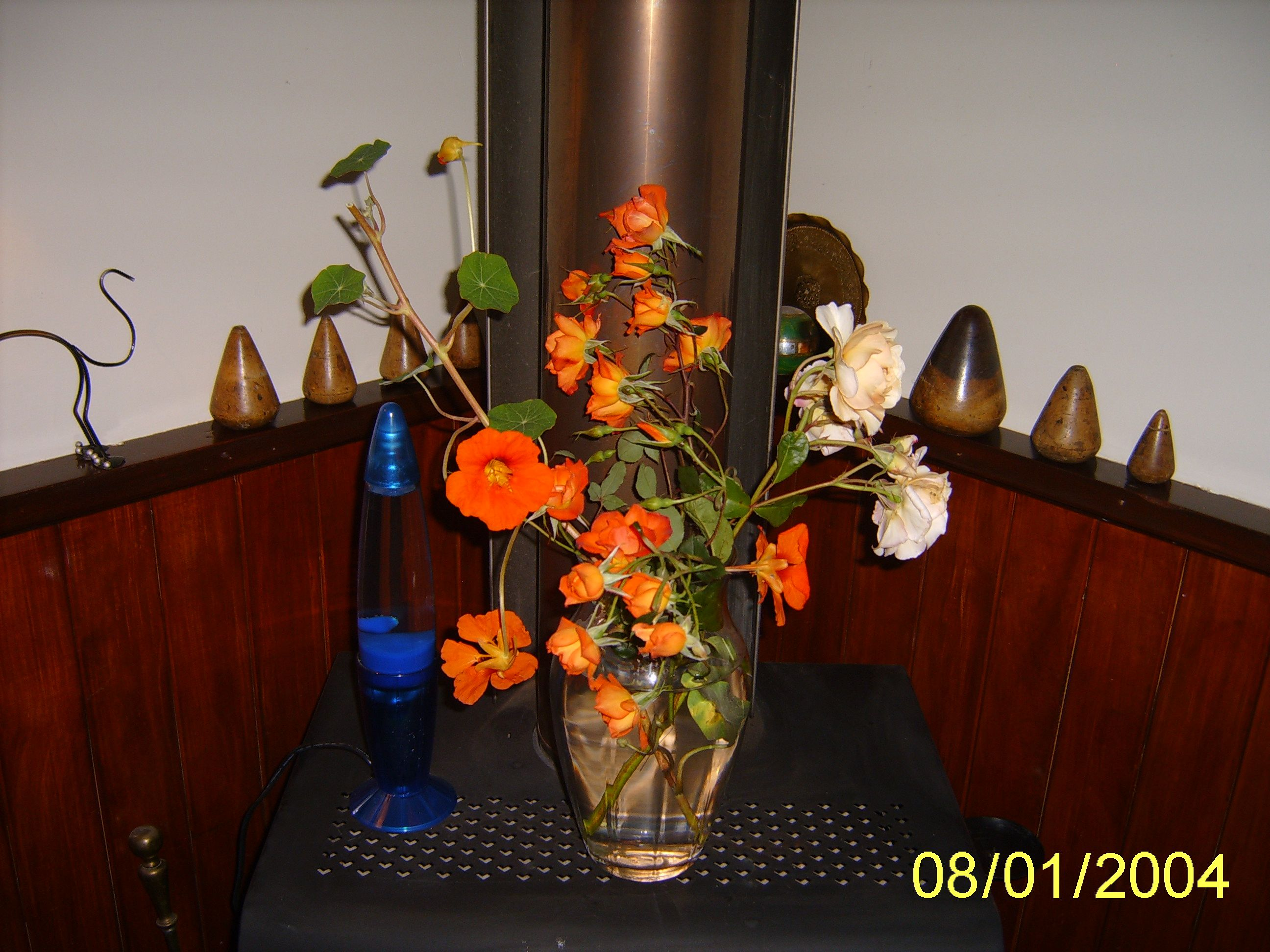 Love this Mum !! Glass vase, Table decorations, Decor