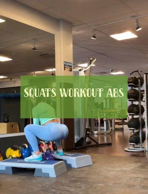 squats workout abs #squats #workout