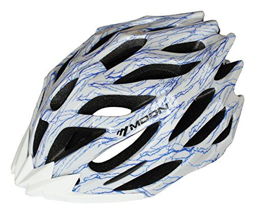 Bmx Helmets Moon Road And Mountain Bike Mtb Helmet Light Weight