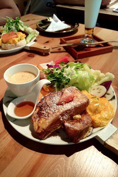 市政府平價優質早午餐 ‧ 11 Cafe   溫蒂兔美食評論