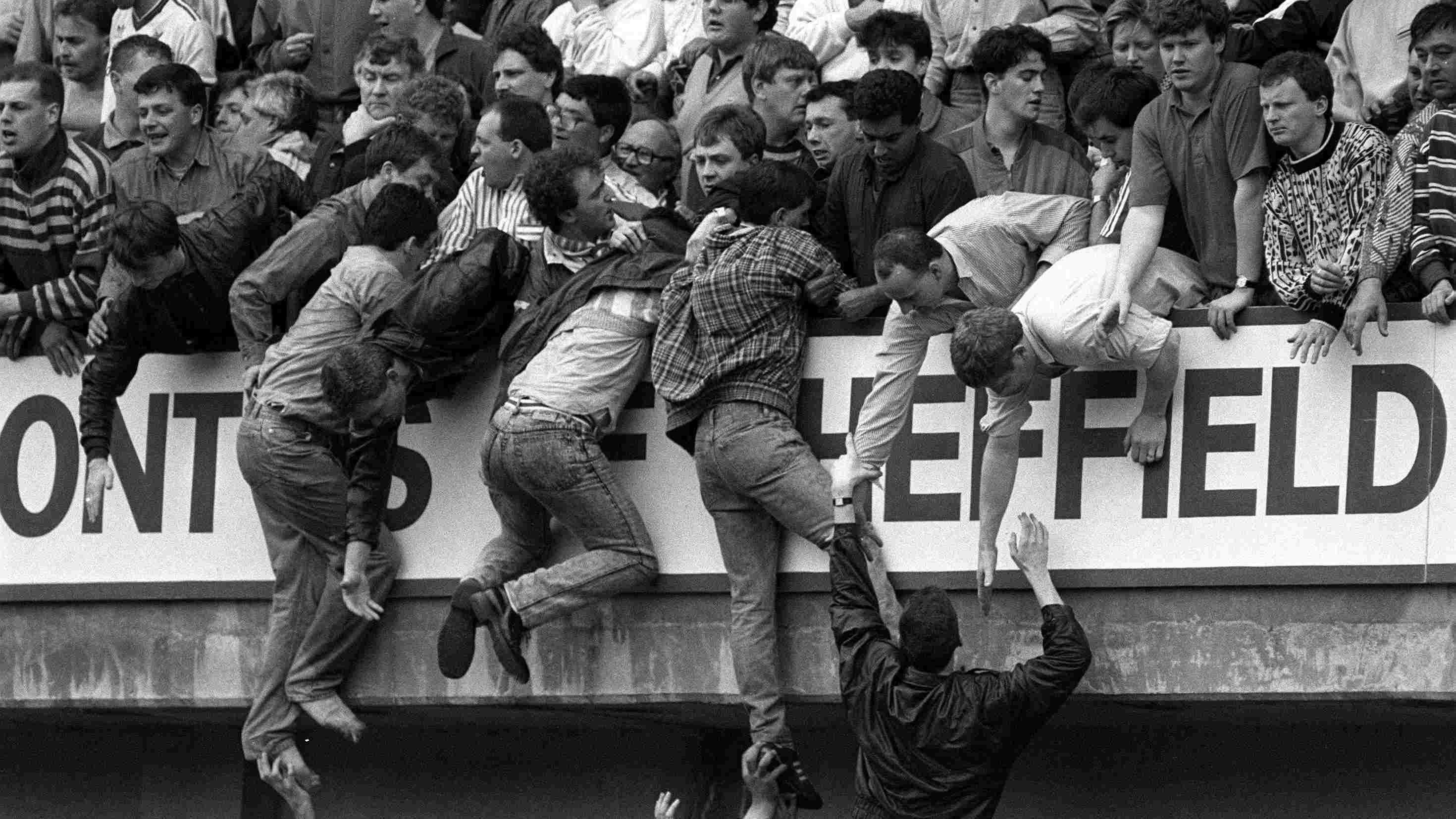 The Worst Deadly Stadium Disasters In 100 Years Hillsborough