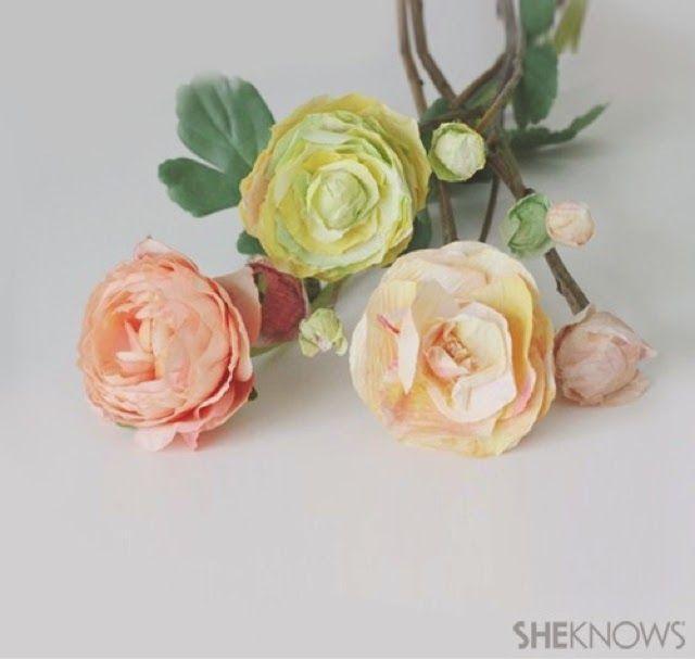 Momma Mia Moments : Flowers & Foliage DIY !! #mommamia