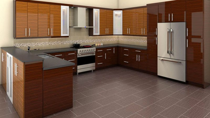 Framed Vs Frameless Cabinets #cabinets #kitchencabinets Glamorous Kitchen Cabinets Miami 2018