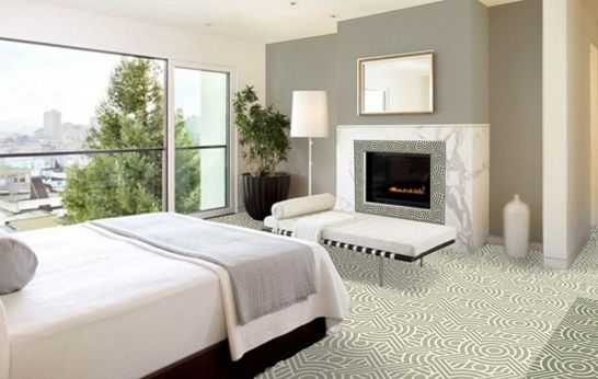 Bedroom Fireplace Design Tiles That Can Be Configured In A Variety Of Patternsneyland