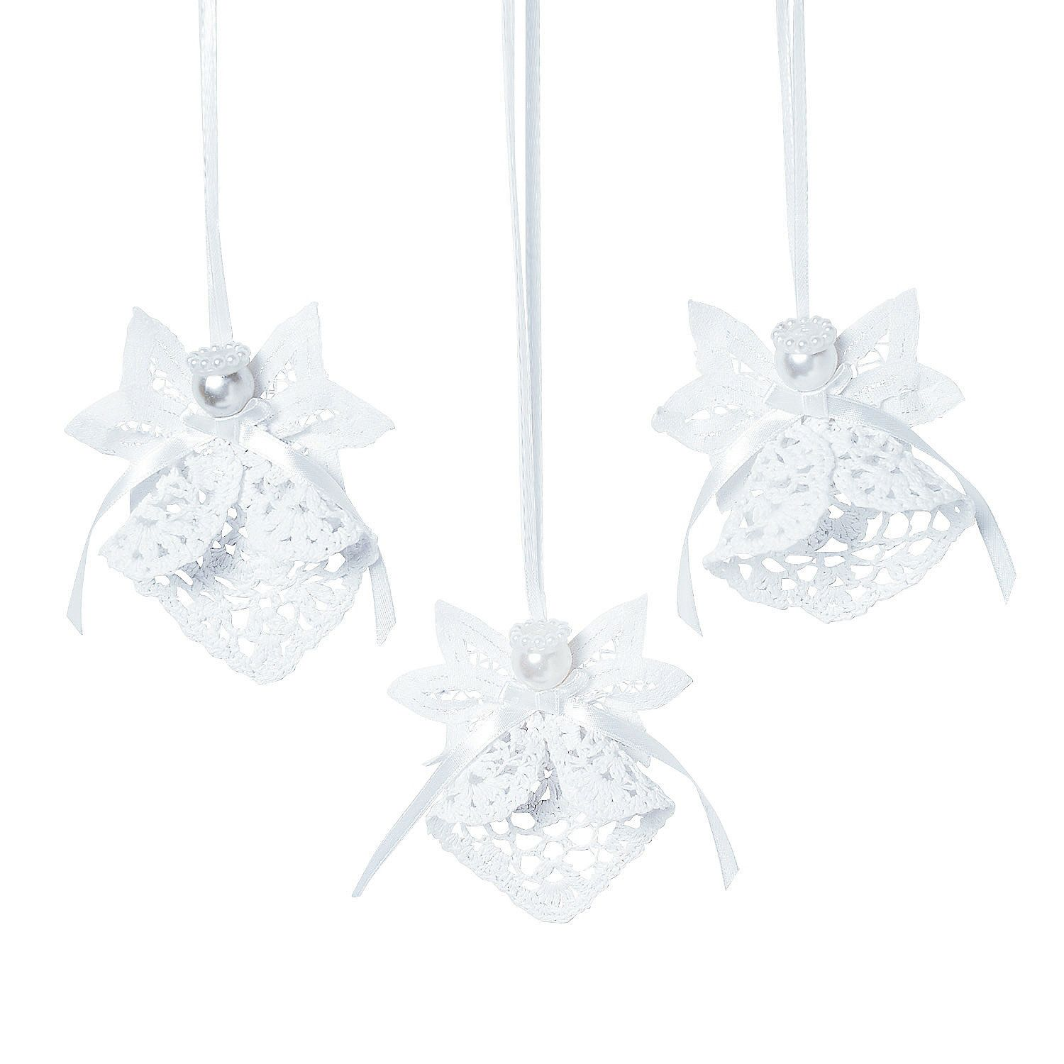 pearl christmas decorations