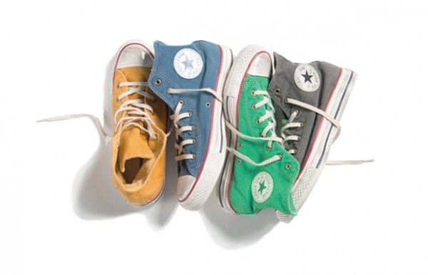 CONVERSE WELL WORN COLLECTION 水洗系列 台灣發售資訊 -