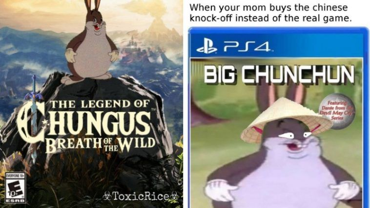 30 Hilarious Big Chungus Memes Meme Memes Depression Memes