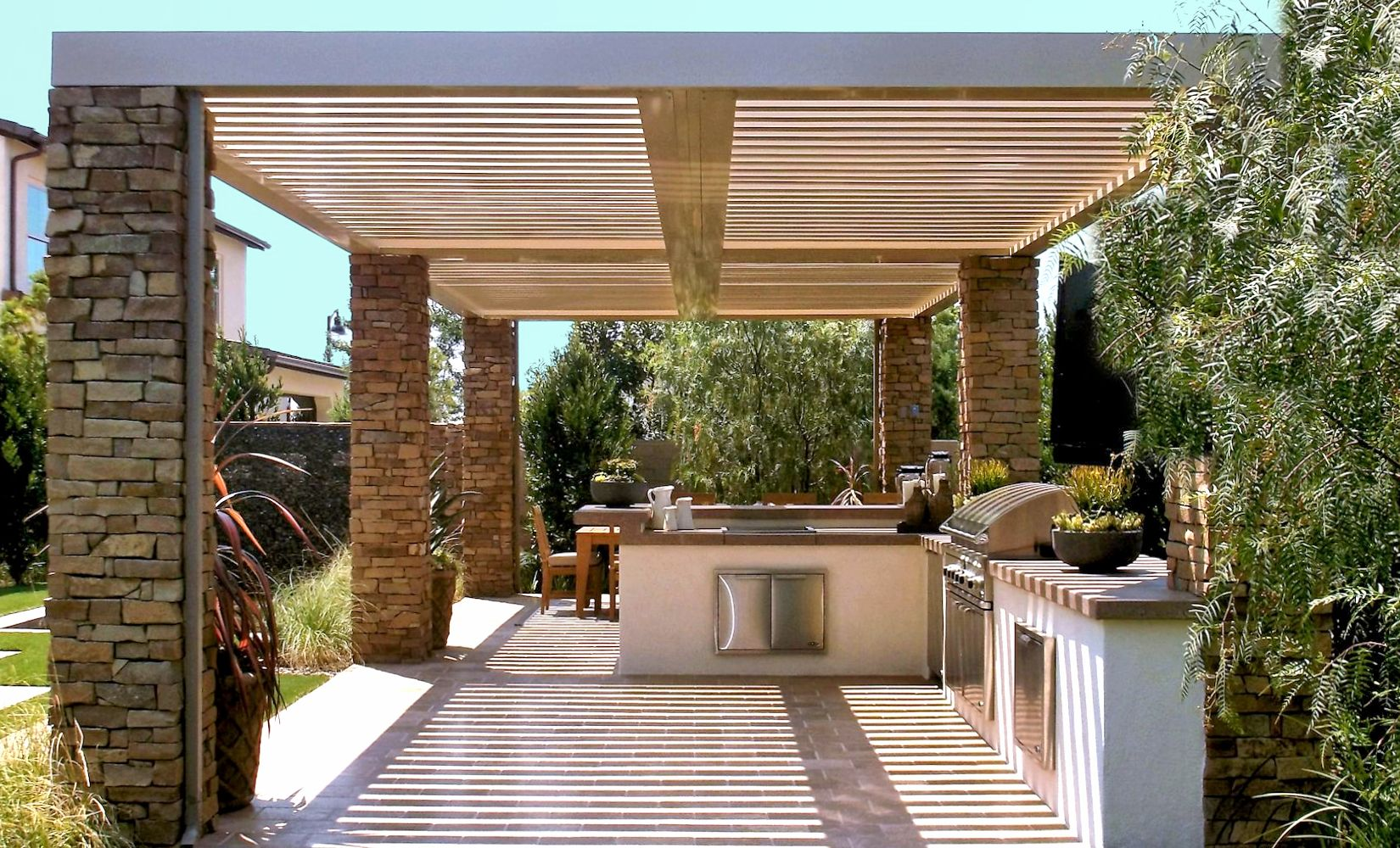 Equinox patio covers superior awning porches patios for Cheap patio cover ideas