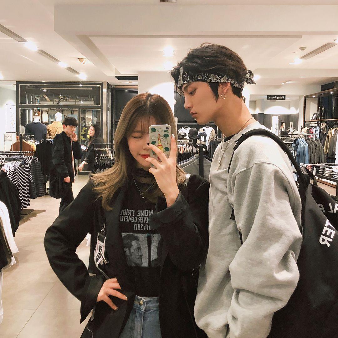 @ᴮᵃᵐᵇⁱᵖᵉᵃᶜʰᵉˢ♡ | goals | Ulzzang couple, Korean couple ...