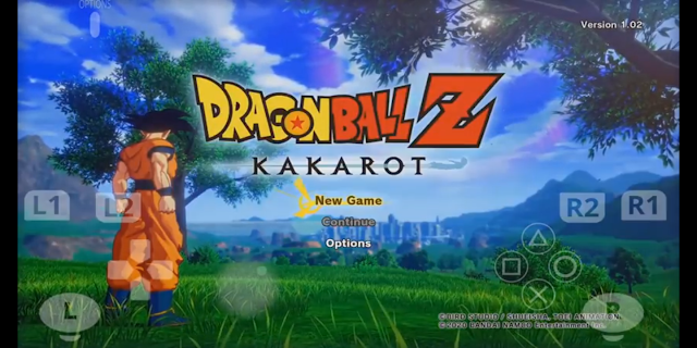 Dragon Ball Z Kakarot Mobile Ios Apk Android Download Kakarot Dragon Ball Z Dragon Ball