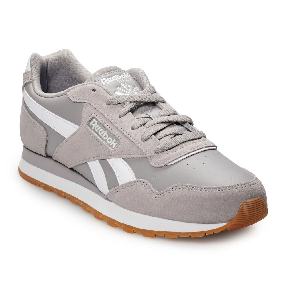 4593f4121eea6 Reebok CL Harman Run Men s Leather Sneakers
