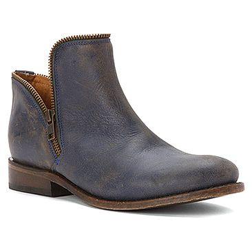 Matisse Womens Blue Boots Kerr