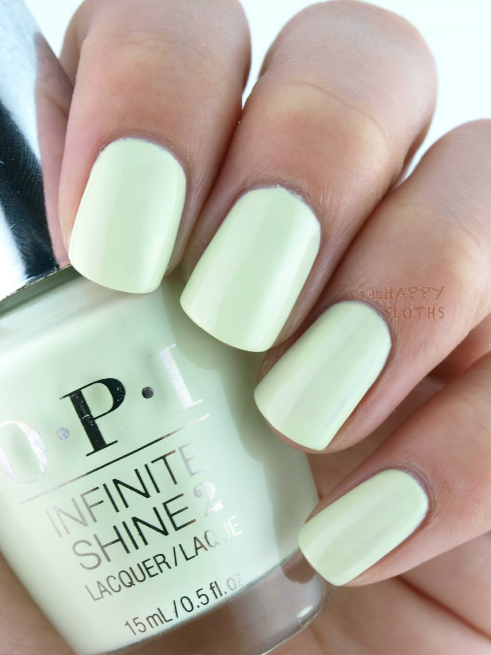 OPI Infinite Shine Summer 2015 Collection: Review and Swatches | Verde
