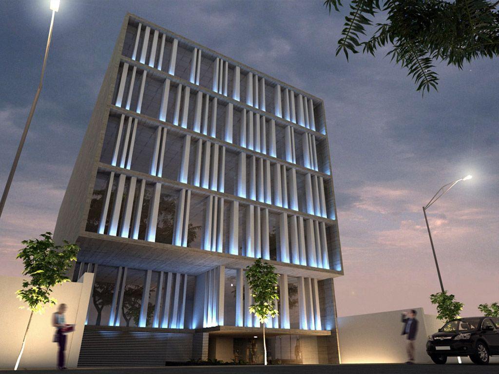 Edificio empresarial pezet san isidro peru v rtice for Muebles de oficina en san isidro