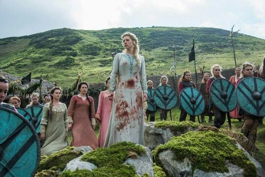 All Hail Earl Ingstad Lagertha Vikings Season 4 Vikings Season