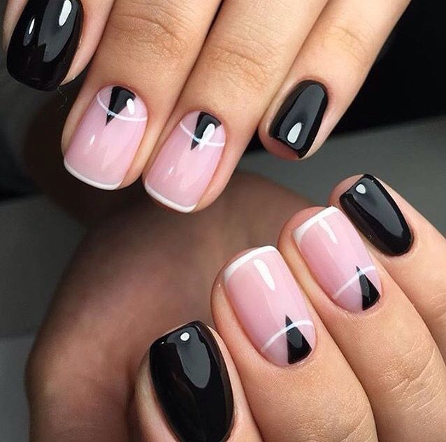 Pin by Оля Евчиц on Маникюр | Pinterest | Manicure, Nail nail and Makeup