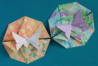 Origami Maniacs: Origami Decorations