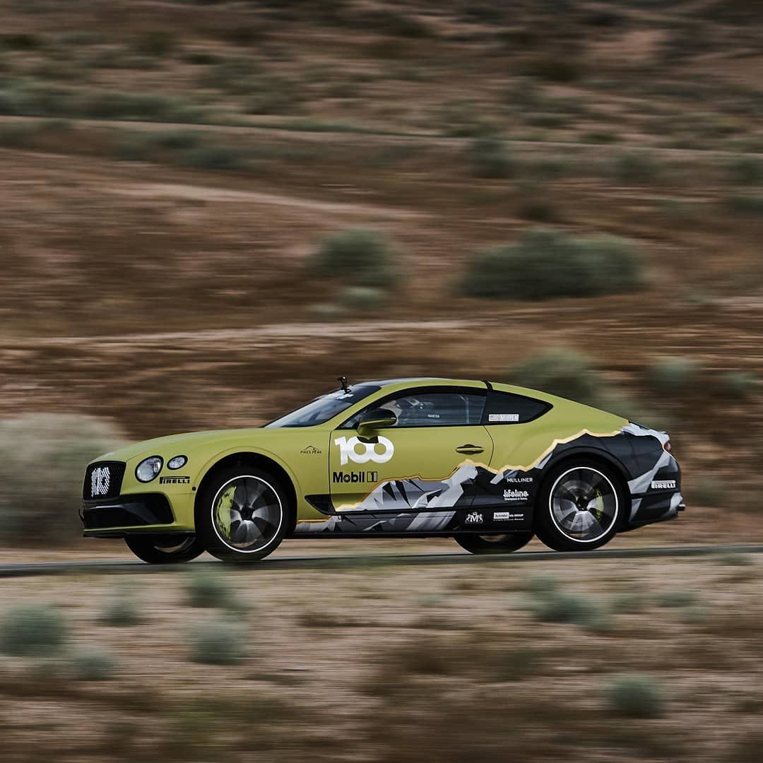 will attempt to break the outright production car record