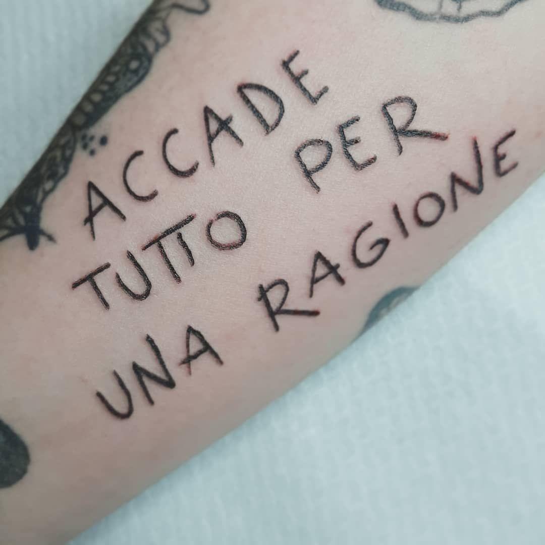 ✍ Done by @_denink_tattoo . . . #tattoo #freehandtattoo #accadetuttoperunaragione #inked #tattooed #freehand #tattoolettering #sketchtattoo #tattoos #tattooist #tattooart #tattooartistmagazine ##tattooart #tattooitaly #tattooitalia #inkedmag #tattooedgirls #tattoolife