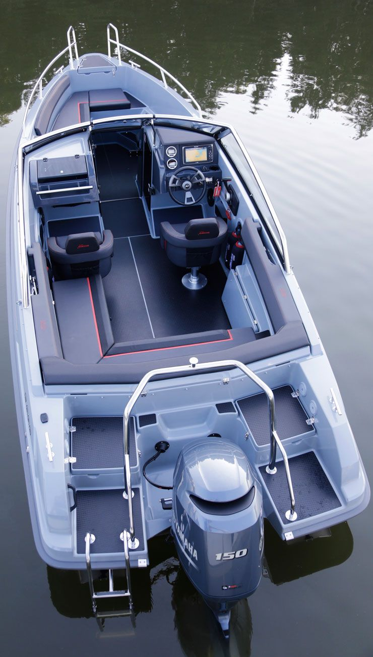 Yamarin Cross 64 Br Layout Bowrider Boats Boat Wiring Luxury