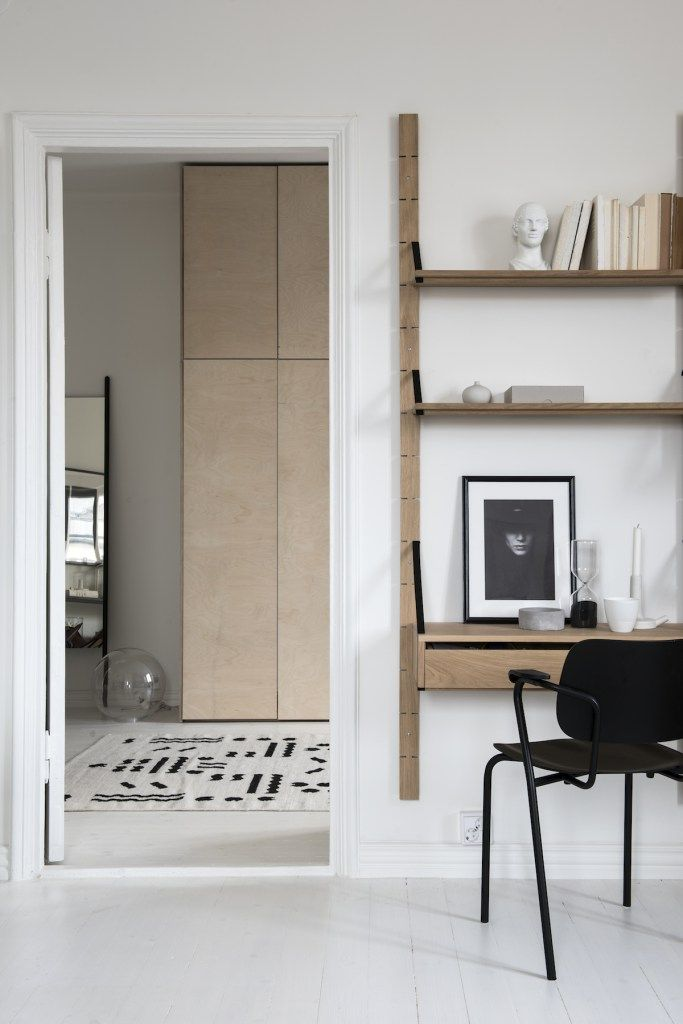 Beautiful helsinki home via coco lapine design office workspace decor also for the interior rh pinterest