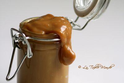 french Vanilla milk jam