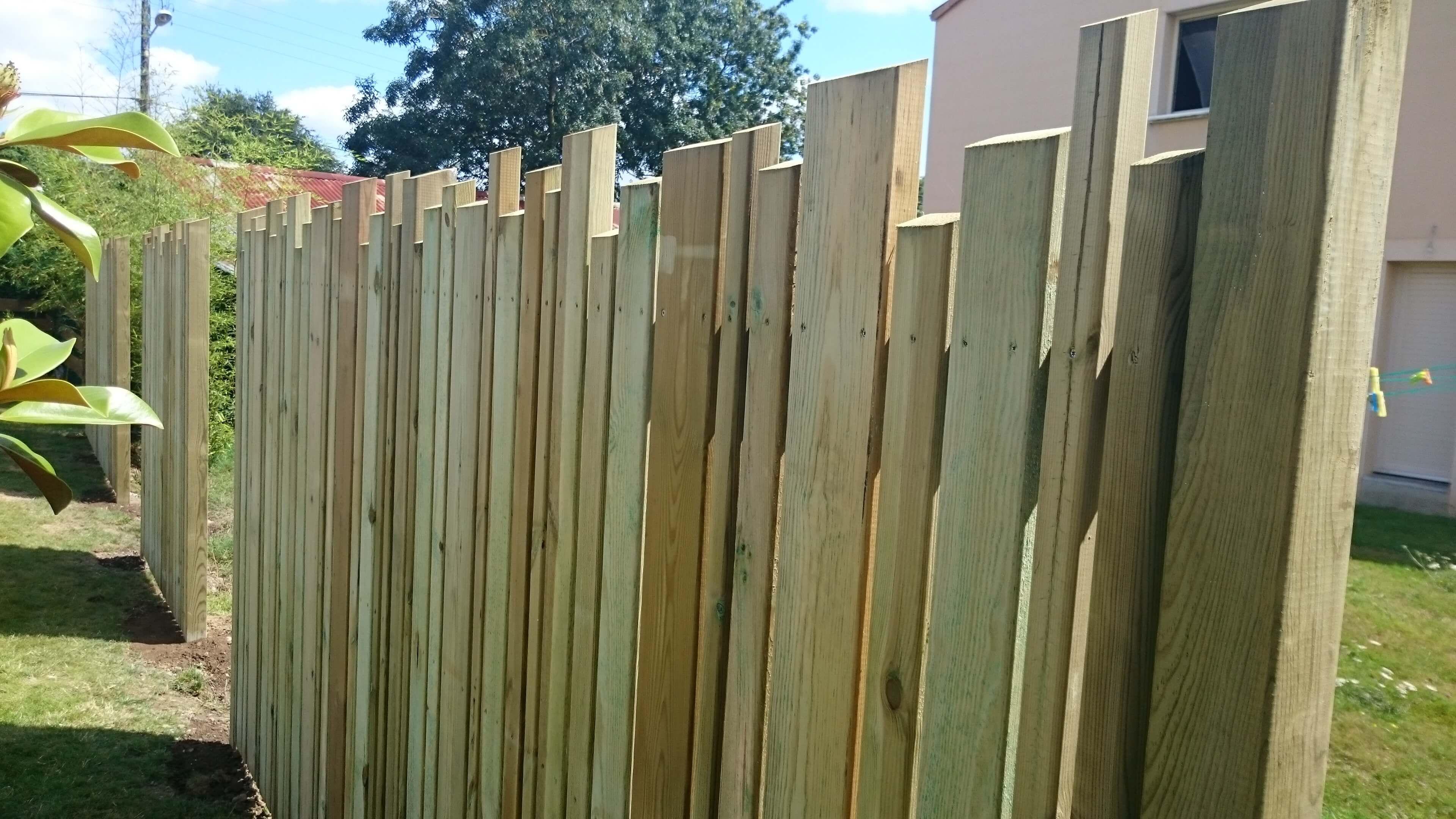 palissade bois ajour recherche google d co pinterest idee amenagement terrasse. Black Bedroom Furniture Sets. Home Design Ideas