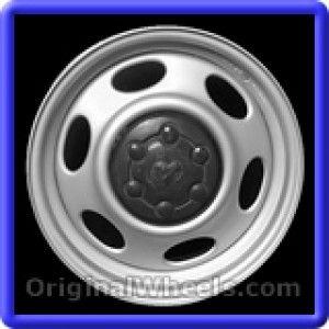 Dodge Durango 1998 Wheels & Rims Hollander #2098  #Dodge #Durango #DodgeDurango #1998 #Wheels #Rims #Stock #Factory #Original #OEM #OE #Steel #Alloy #Used