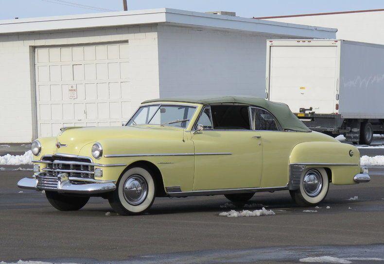 1950 Chrysler Windsor Ebay Chrysler Windsor Chrysler Vintage