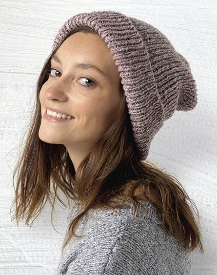 50 Free Easy Hat Knitting Patterns For Winter Hat Knitting